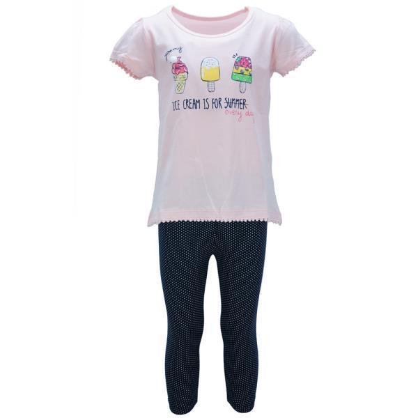 Παιδικό Σετ-Σύνολο Εβίτα 198225 Σομόν Κορίτσι e32e9742de3