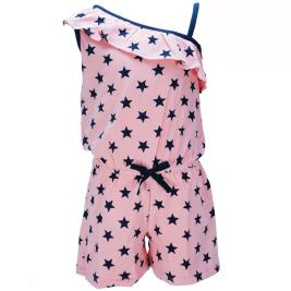 Παιδική Ολόσωμη Φόρμα Εβίτα 198161 Ροζ Κορίτσι
