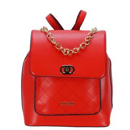 Γυναικεία Τσάντα Verde 16-0005083 Κόκκινο
