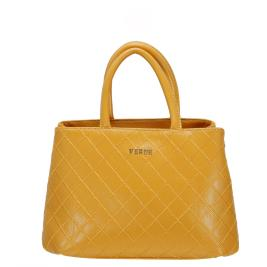 Γυναικεία Τσάντα Verde 16-0005052 Κίτρινο