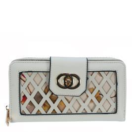 Γυναικείο Πορτοφόλι Verde 18-0000947 Μπεζ