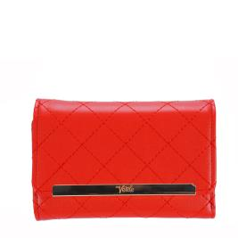 Γυναικείο Πορτοφόλι Verde 18-0000944 Κόκκινο