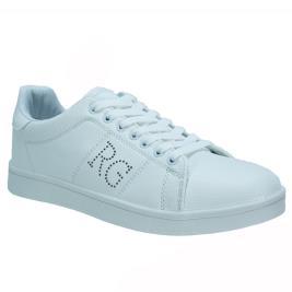 Γυναικείο Sneaker Renato Garini 10024 Λευκό Φίδι