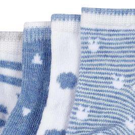 ... Βρεφικές Κάλτσες Σετ Mayoral 29-09006-051 Γαλάζιο Αγόρι b7251e0153e