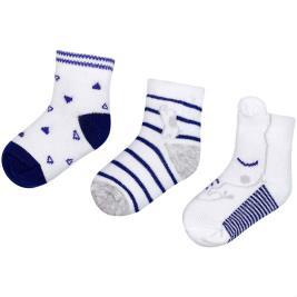 Βρεφικές Κάλτσες Σετ Mayoral 29-09015-068 Μπλε Αγόρι