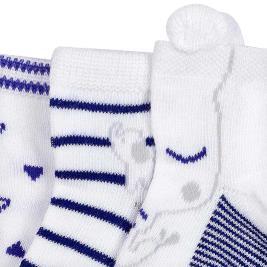 ... Βρεφικές Κάλτσες Σετ Mayoral 29-09015-068 Μπλε Αγόρι d76efb3679e