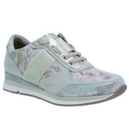 Γυναικείο Sneaker Marco Tozzi 2-2-23711-22-443 Μπεζ Φλοράλ