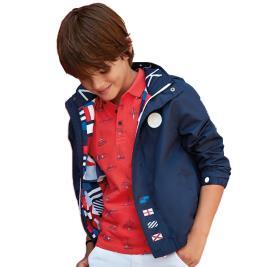 Παιδικό Τζάκετ Mayoral 29-06431-081 Μπλε Αγόρι