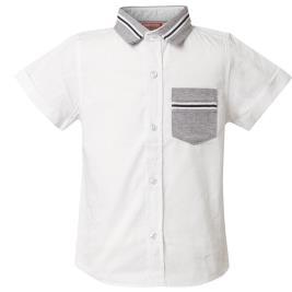 Παιδικό Πουκάμισο Energiers 12-219105-4 Λευκό Αγόρι