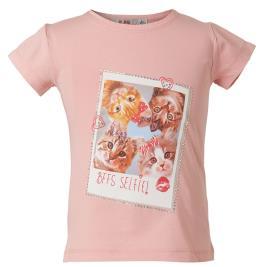 Παιδική Μπλούζα Energiers 15-219345-5 Ροζ Κορίτσι