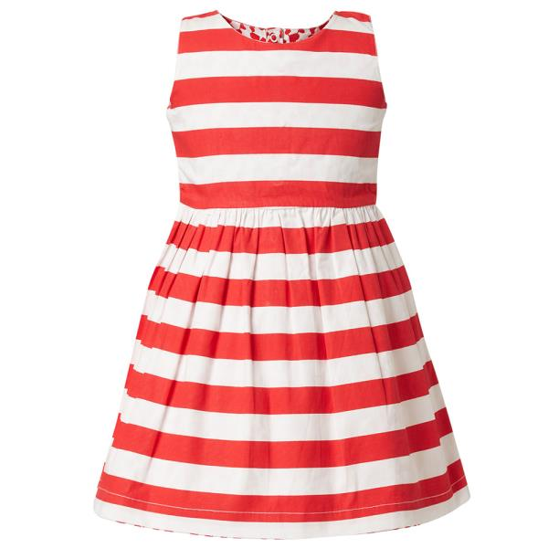647a3f7648c Παιδικό Φόρεμα Energiers 15-219308-7 Κόκκινο Κορίτσι