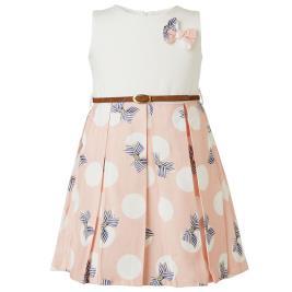 Παιδικό Φόρεμα Boutique 45-219375-7 Πουά Κορίτσι