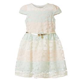 Παιδικό Φόρεμα Boutique 46-219279-7 Εκρού Κορίτσι