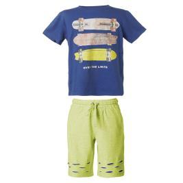 Παιδικό Σετ-Σύνολο Energiers 13-219079-0 Κίτρινο Αγόρι