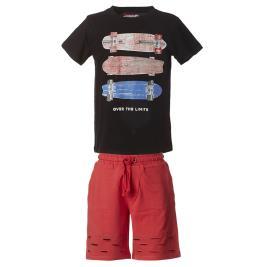 Παιδικό Σετ-Σύνολο Energiers 13-219079-0 Κοραλί Αγόρι