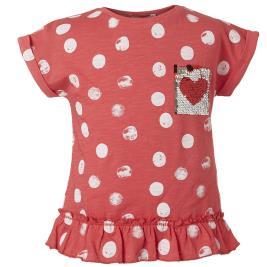 Παιδική Μπλούζα Energiers 15-219317-5 Κοραλί Κορίτσι