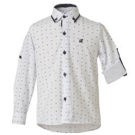Παιδικό Πουκάμισο Boutique 42-219171-4 Λευκό Αγόρι