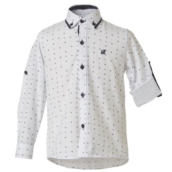 6aeaf34c83f Παιδικό Πουκάμισο Boutique 42-219171-4 Λευκό Αγόρι
