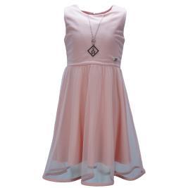 Παιδικό Φόρεμα Εβίτα 198069 Σομόν Κορίτσι