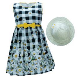 Παιδικό Φόρεμα Εβίτα 198250 Καρρώ Κορίτσι