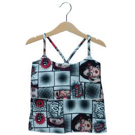 Παιδική Μπλούζα Εβίτα 198181 Εμπριμέ Κορίτσι