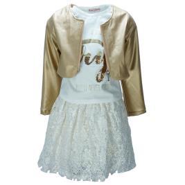 Παιδικό Σετ-Σύνολο Εβίτα 198030 Χρυσό Κορίτσι