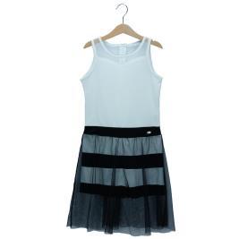 Παιδική Ολόσωμη Φόρμα Εβίτα 198071 Λευκό Κορίτσι