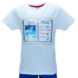 54b99b26f76 ... Παιδική Μπλούζα Energiers 12-219128-5 Ριγέ Αγόρι