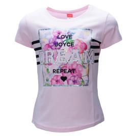 Παιδική Μπλούζα Joyce 92501 Ροζ Κορίτσι