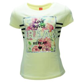 Παιδική Μπλούζα Joyce 92501 Κίτρινο Κορίτσι