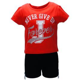 Παιδικό Σετ-Σύνολο Joyce 92722 Κόκκινο Κορίτσι