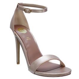 Γυναικείο Πέδιλο Exe Silvia-762 Ροζ Χρυσό