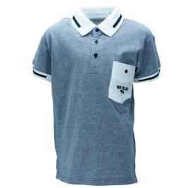 Παιδική Μπλούζα NCollege 29-9037 Μπλε Αγόρι