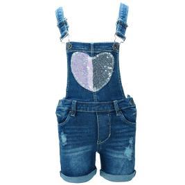 Παιδική Σαλοπέτα NCollege 29-453 Denim Κορίτσι