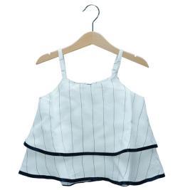 Παιδική Μπλούζα NCollege 29-6061 Εκρού Κορίτσι