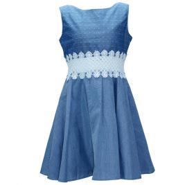 Παιδικό Φόρεμα M&B 9507 Denim Κορίτσι