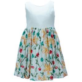 Παιδικό Φόρεμα M&B 9417 Φλοράλ Κορίτσι
