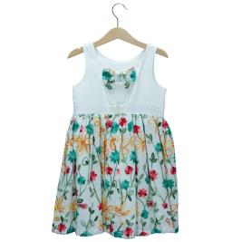 ffcc20a4332 Παιδικό Φόρεμα M&B 9417 Φλοράλ Κορίτσι Παιδικό Φόρεμα M&B 9417 Φλοράλ  Κορίτσι