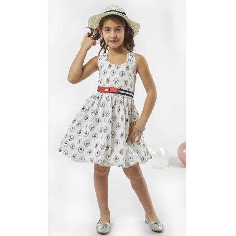 ce1d8e49154 Παιδικό Φόρεμα Εβίτα 198247 Εμπριμέ Κορίτσι