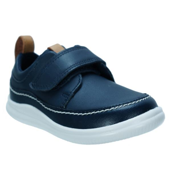 Παιδικό Casual Clarks Cloud Ember T Navy Αγόρι