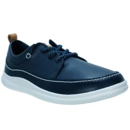 Παιδικό Casual Clarks Cloud Blaze K Navy Αγόρι