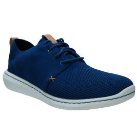 Ανδρικό Casual Clarks Step Urban Mix Navy