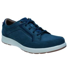 Ανδρικό Casual Clarks Un Trail Form Μπλε