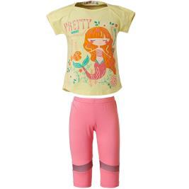 Παιδικό Σετ-Σύνολο Energiers 15-219381-0 Φράουλα Κορίτσι