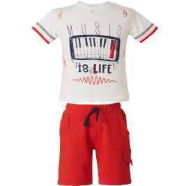 Παιδικό Σετ-Σύνολο Energiers 12-219188-0 Κόκκινο Αγόρι