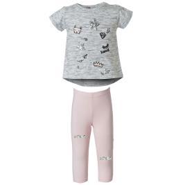 Παιδικό Σετ-Σύνολο Energiers 15-219377-0 Ροζ Κορίτσι