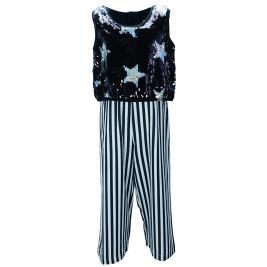 Παιδική Ολόσωμη Φόρμα Εβίτα 198041 Μαύρο Κορίτσι