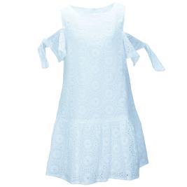 Παιδικό Φόρεμα Εβίτα 198098 Λευκό Κορίτσι
