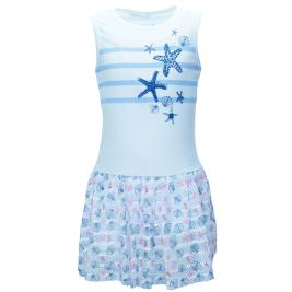 Παιδικό Φόρεμα Εβίτα 198233 Λευκό Κορίτσι