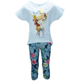 Παιδικό Σετ-Σύνολο Trax 36115 Λευκό Κορίτσι